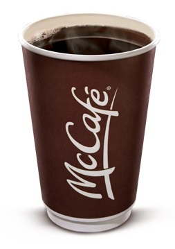 Mcds Coffee