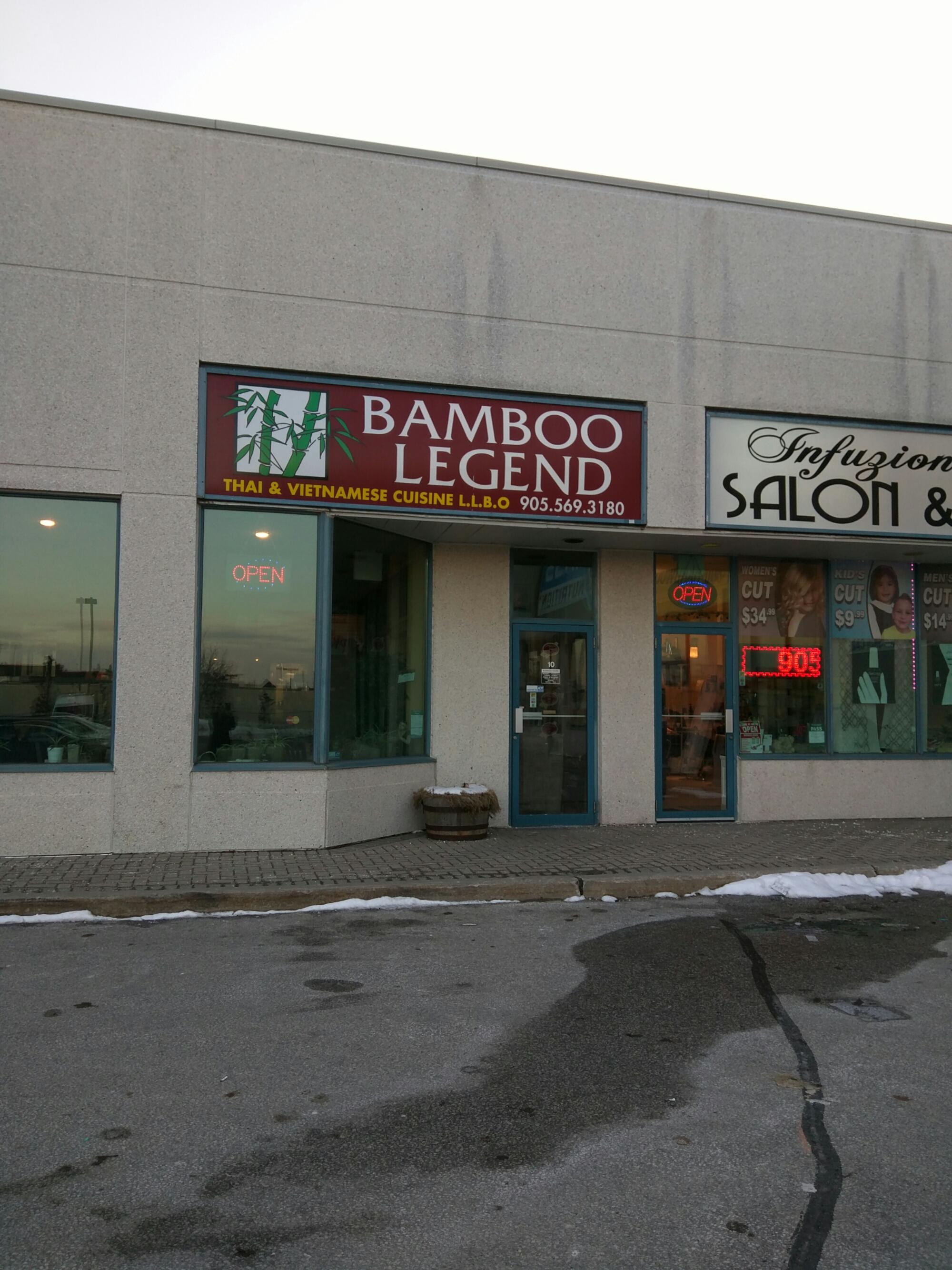 3da6f46c6cce Bamboo Legend – Reggie The Food Critic